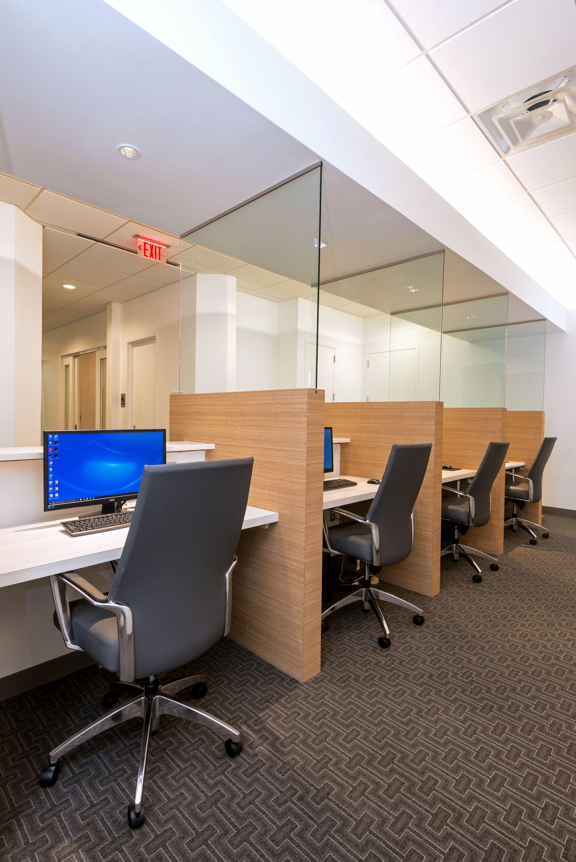 Eastern Shore Dental Care Reception Waiting Area Design