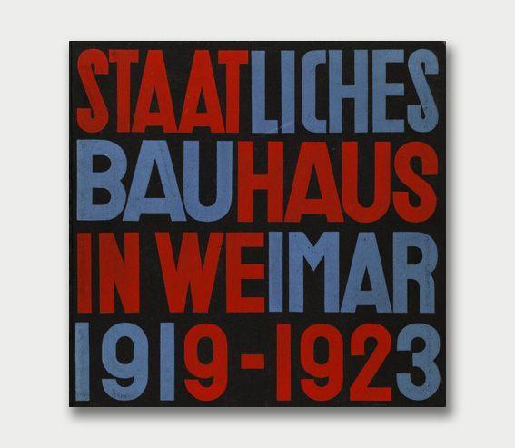 bayer bauhaus catalogue 1923 - Google Search