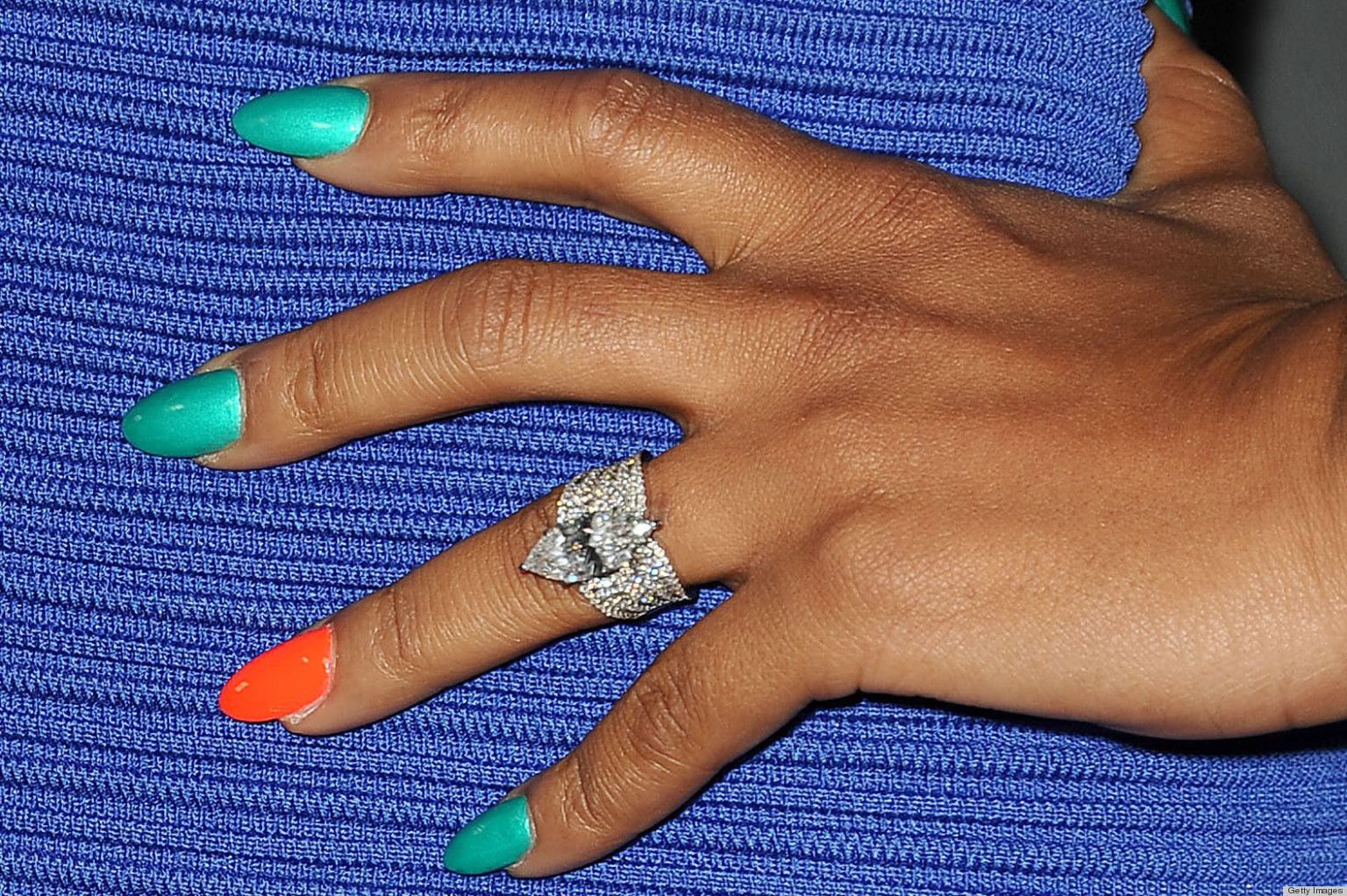 10 Nail Polish Colors To Enhance Your Tan | Nail polish colors ...
