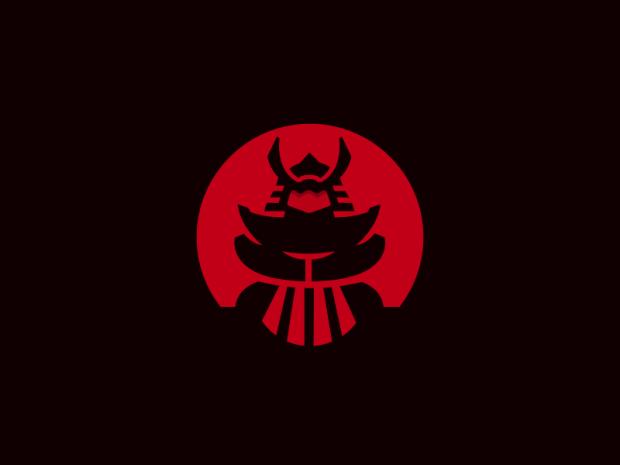 25 Warrior Logos Warrior Logo Japan Logo Samurai Warrior