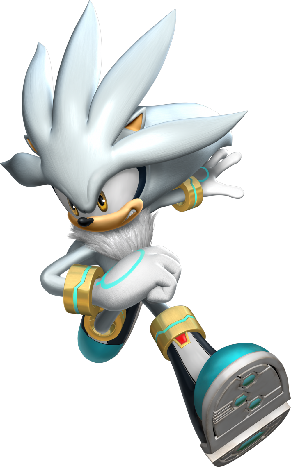 Silver The Hedgehog Gallery Sonic News Network Fandom Silver The Hedgehog Sonic Sonic And Shadow