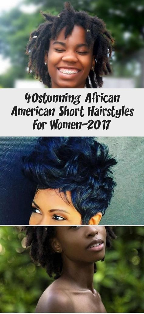 40stunning African American Short Hairstyles For Women2017  Hair Styles  40Stunning african american short hairstyles for women2017