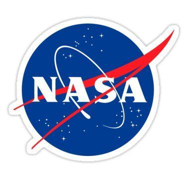 Official Nasa Sticker
