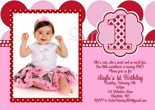 Valentines Day Birthday Invitations We Like To Party Pinterest