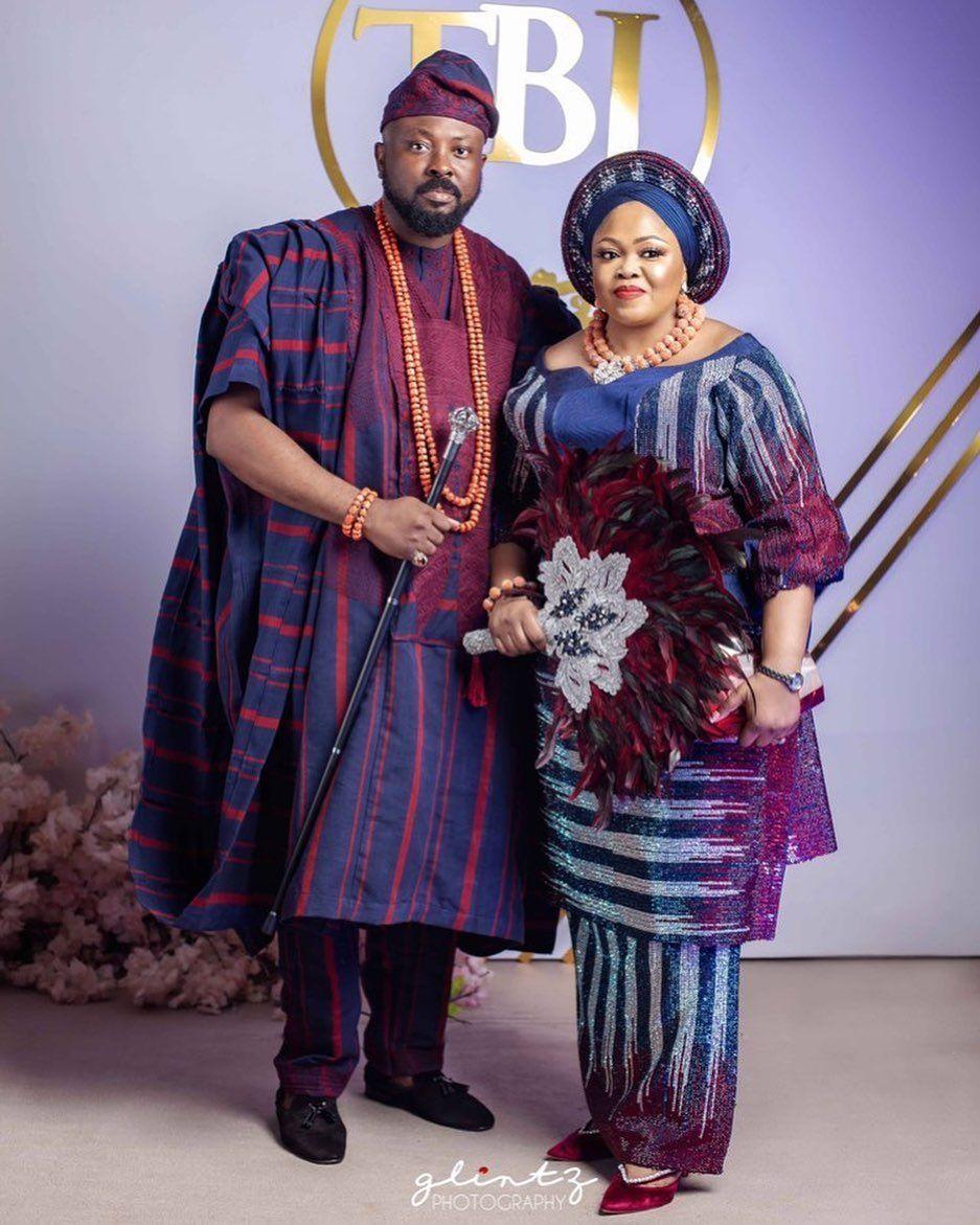 23+ Nigerian wedding dresses instagram ideas