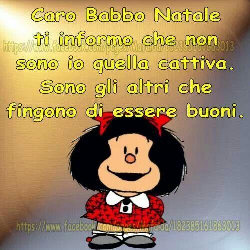 Immagini Di Mafalda A Natale.Caro Babbo Natale Funny Moments Immagini Divertenti Di