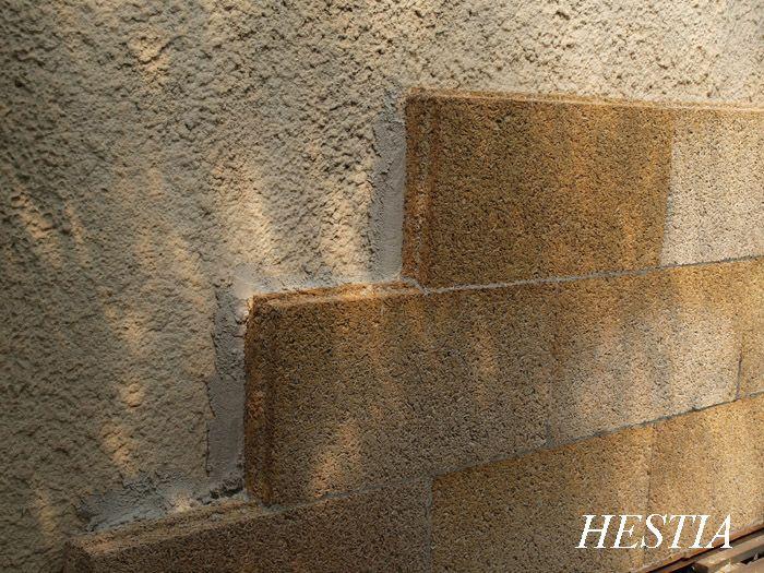 Good Hestia Isolation Bloc De Chanvre Fabrication Isolant Phonique U  Thermique Intrieur U Extrieur Isolation Aux Qualits With Isoler Sa Maison  Par L ...