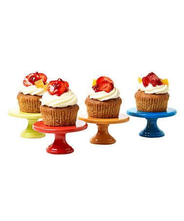 Cupcake Stands on #zulily today...so cute!