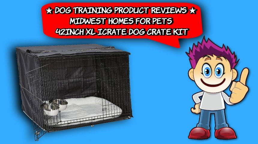 Seriously This Is A Good Crate For People With a New Dog