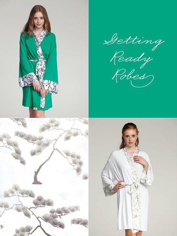 handmade robes - great bridesmaid gift