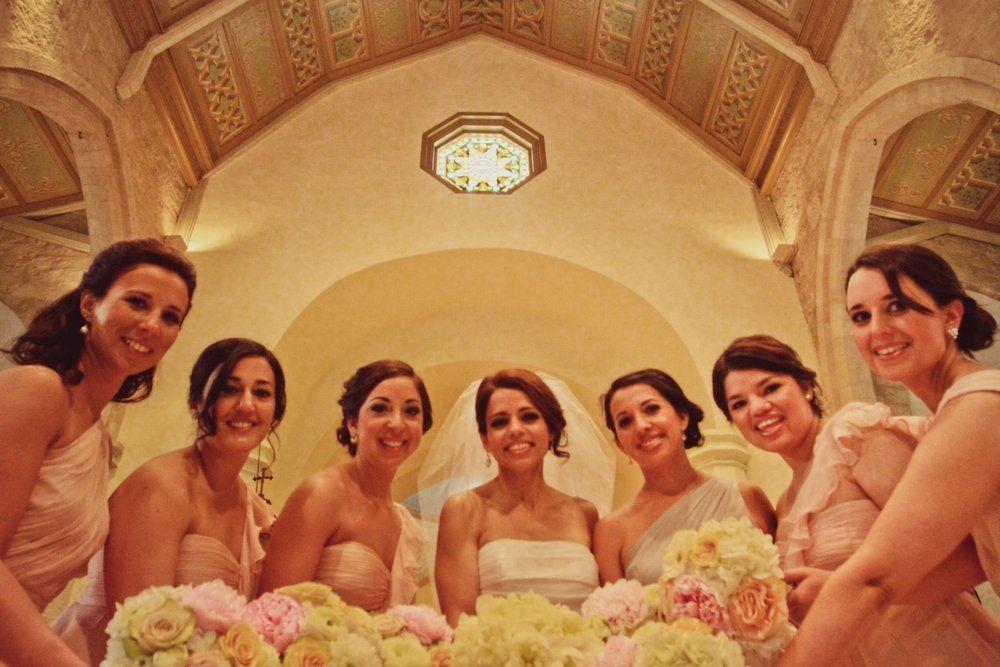 Austin's Best Makeup Artist, Rhea McCarter Weddings