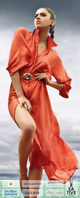 sinful belted dress