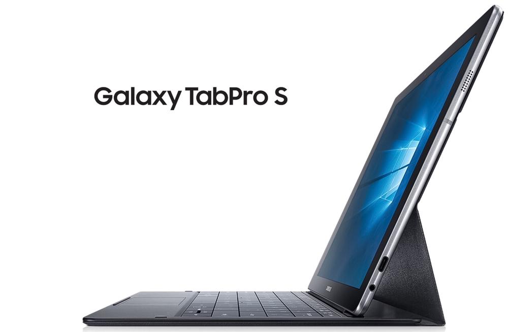 http://www.doyougeek.com/wp-content/uploads/2016/04/Samsung_Galaxy_Pro__DoYouGeek.png - Samsung Galaxy TabPro S disponibile in Italia a partire da 1099 euro - http://www.doyougeek.com/samsung-galaxy-tabpro-s/ -   Samsung Italia ha ufficializzato l'uscita del suo primo tablet targato Windows 10, il Samsung Galaxy TabPro S, anche se in realtà si tratta di un ibrido tra Pc e Tablet, almeno secondo le intenzioni della casa costruttrice.  - #GalaxyTabProS, #Samsung, #TABLET