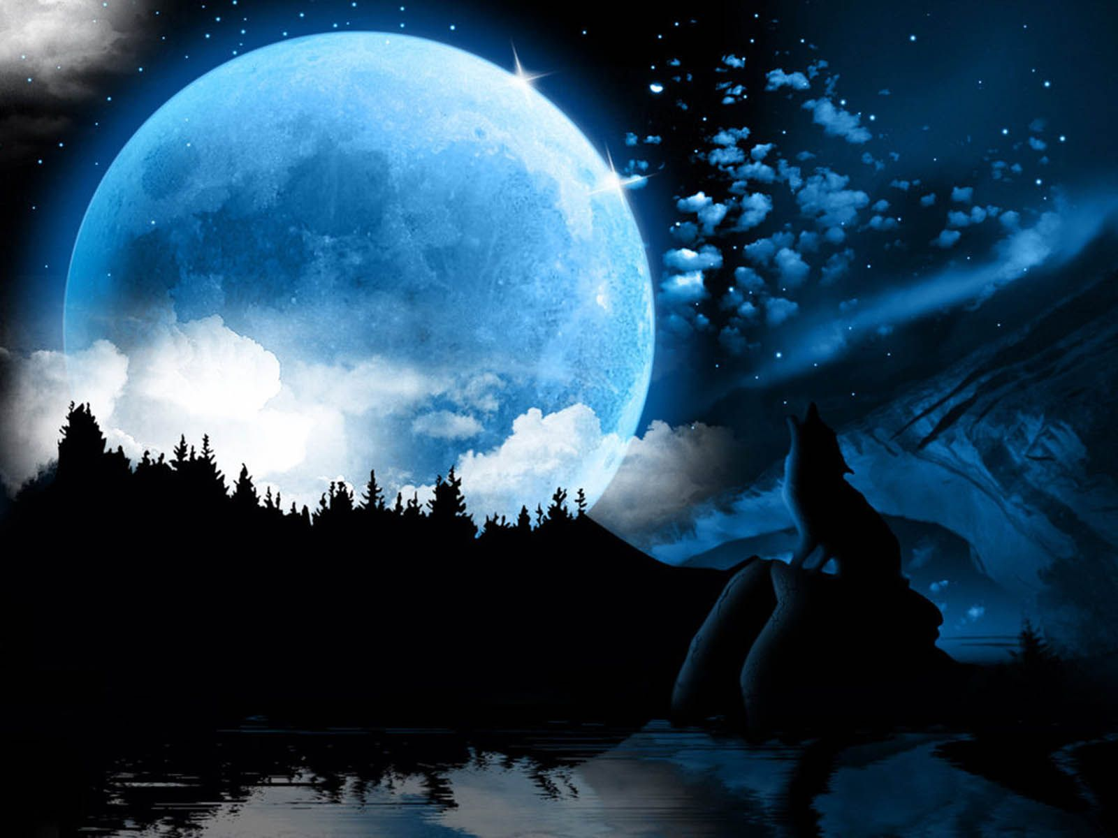 Wallpapers Moon Fantasy Wallpapers Fantasy Images Moon Images Fantasy Planet