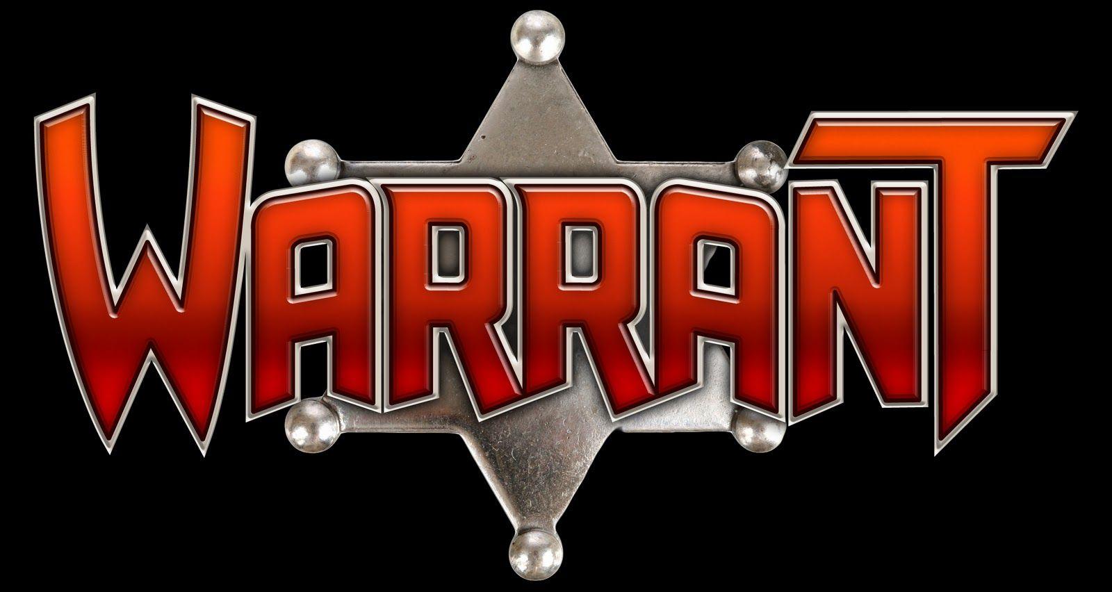 Warrant Rock Band Logos Band Logos Metal Songs