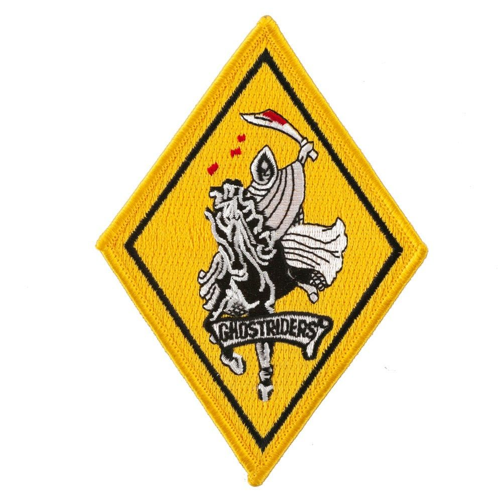 Vf 142 Ghostriders Squadron Insignia Patches Us Navy