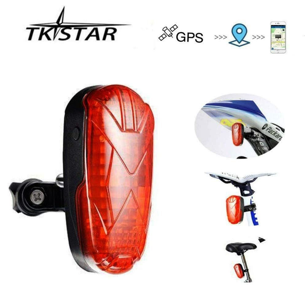 GPS Tracker Designed for Bicycle Small Vehicles Hidden Realtime Track Lo  TKSTAR GPS Tracker Designed for Bicycle Small Vehicles Hidden Realtime Track Lo