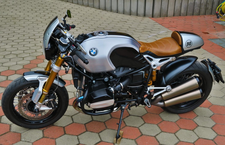 Luimoto Custom Seat Done Page 2 Bmw Ninet Forum Bmw Motorcycles Bmw Cafe Racer Cafe Racer Motorcycle