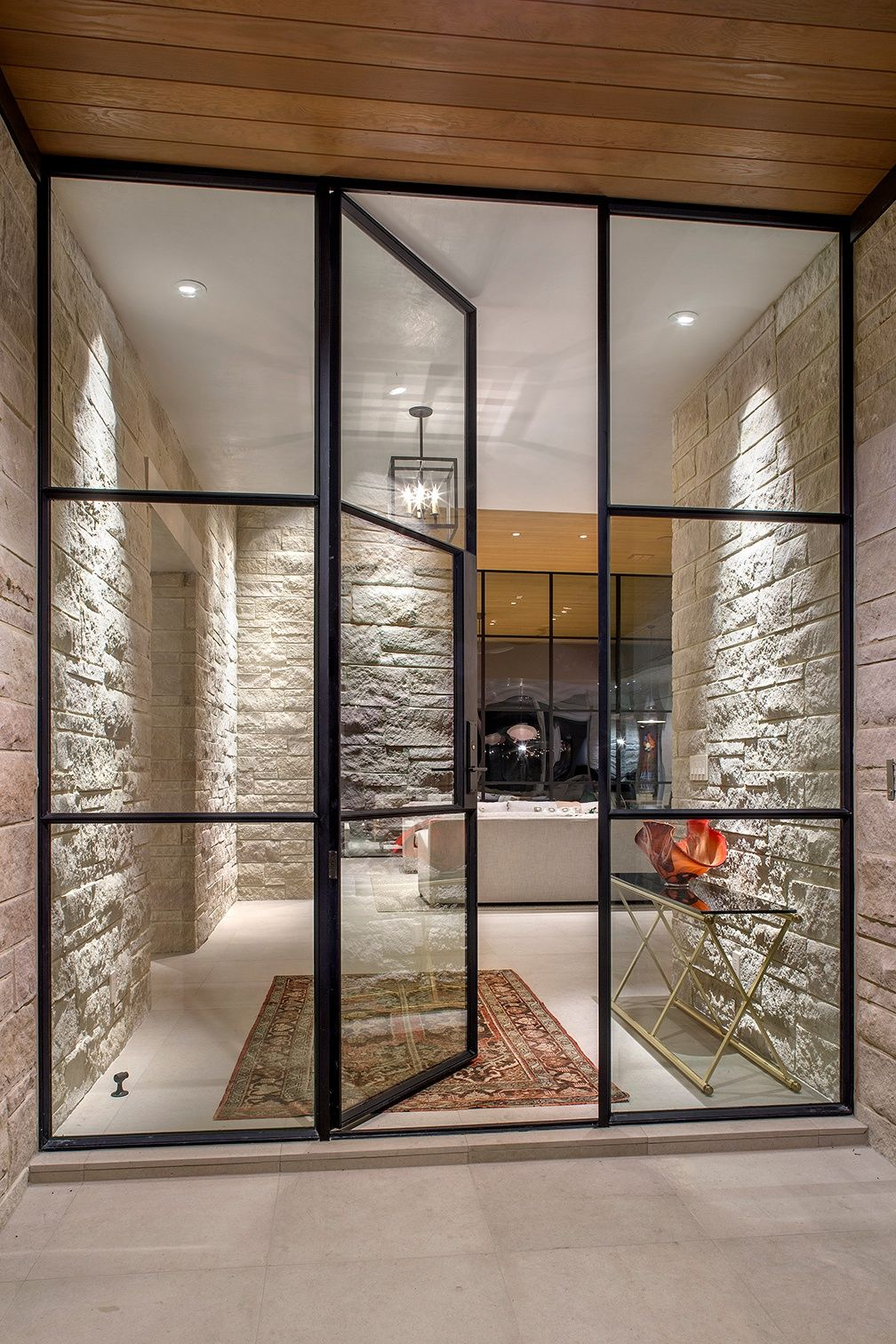 Steel Windows And Doors Gallery Possible Interior Solution