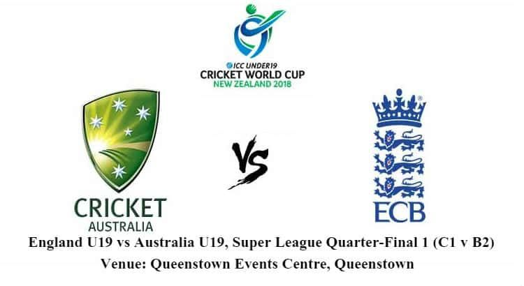England U19 vs Australia U19 Betting Tips and Cricket Match