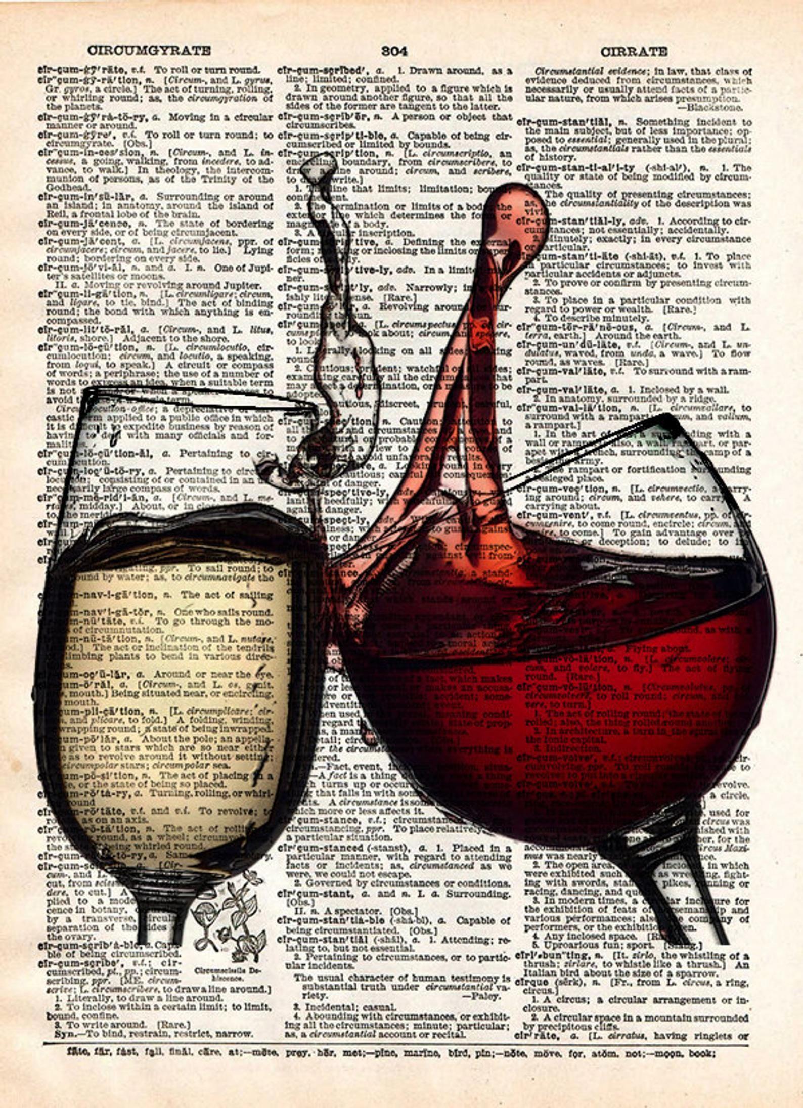 Wine Art Wine Splash Art Pouring Wine Gift For Wine Etsy In 2020 Wine Art Lovers Art Pouring Wine