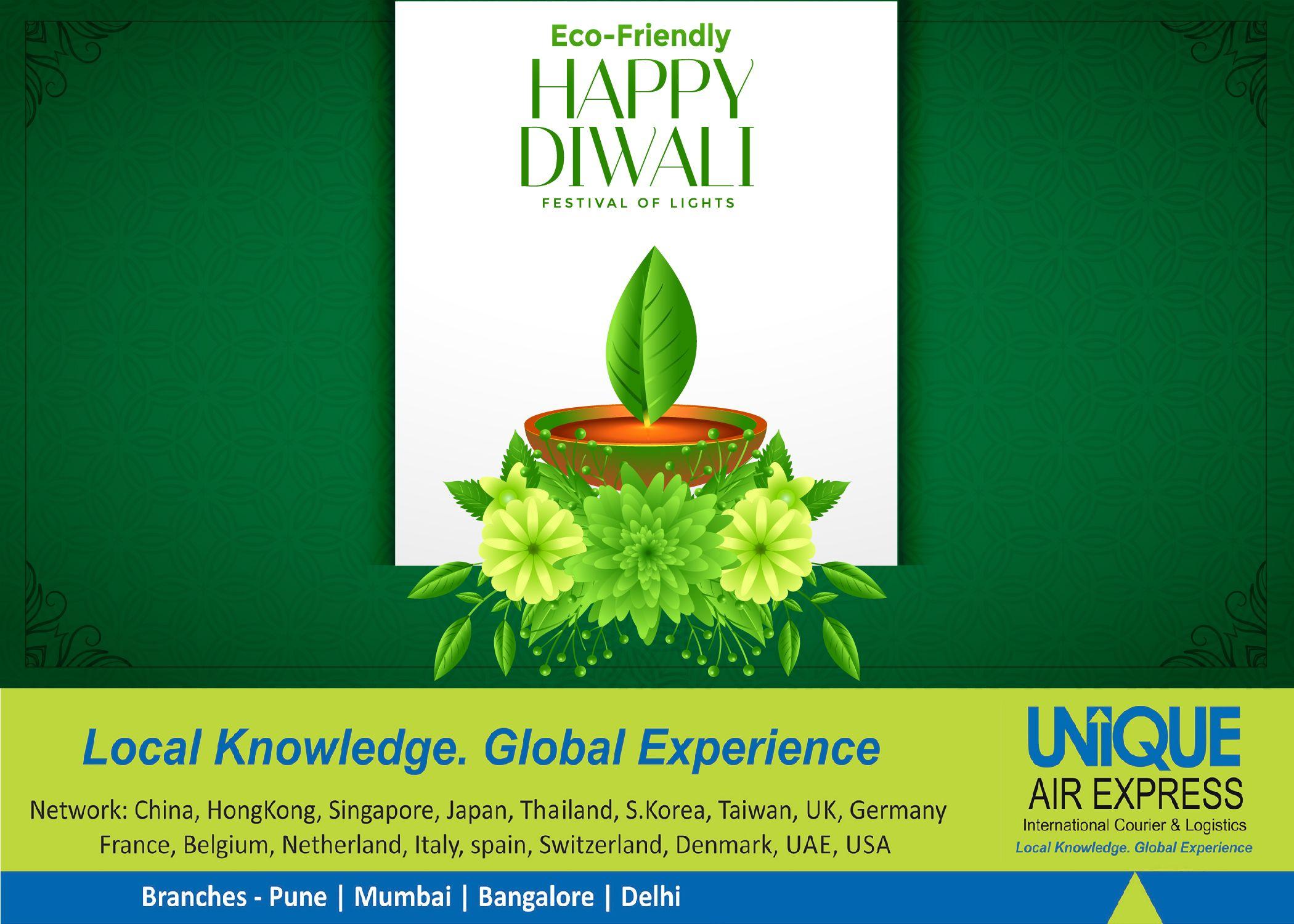 Celebrate An Environmentally Safe Diwali! Don't Act Mean