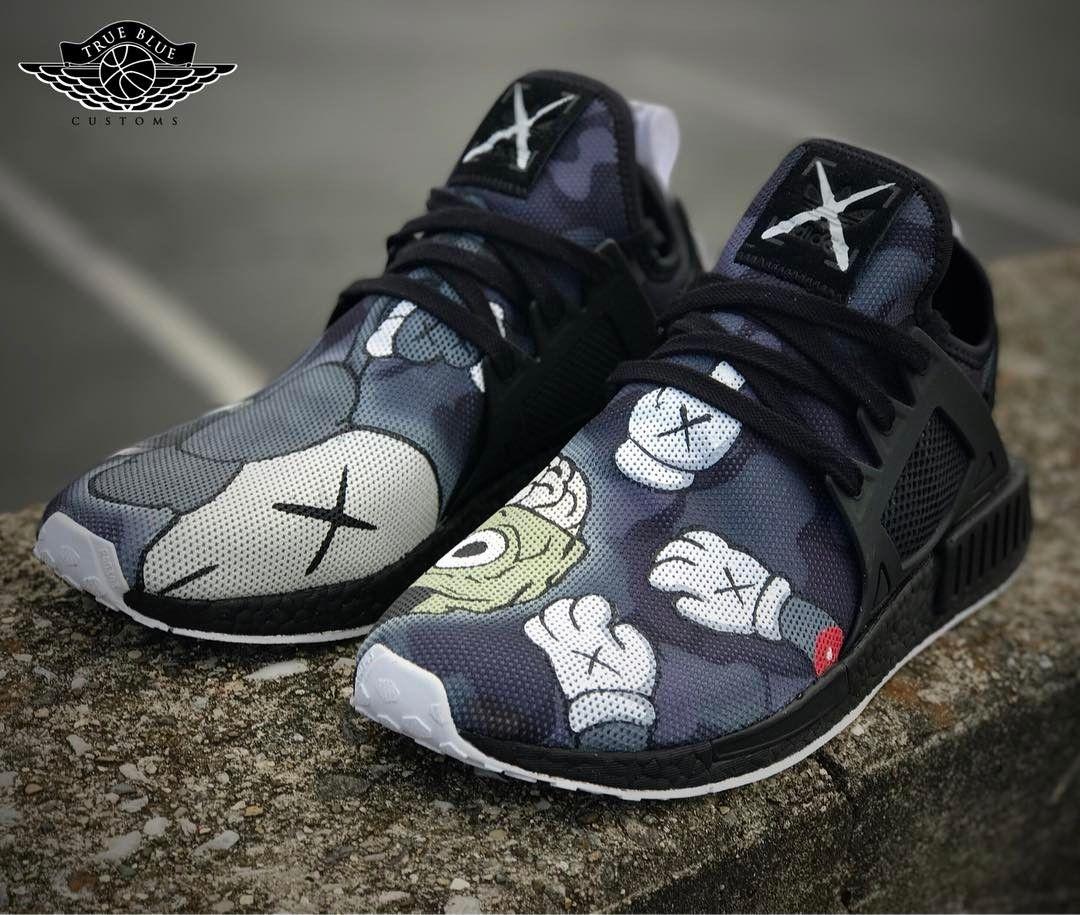 Adidas NMD XR1 Kaws (2017) | Adidas nmd