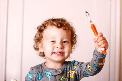 Toddlers and Teeth: Tips for Making Brushing, Flossing and Rinsing Fun