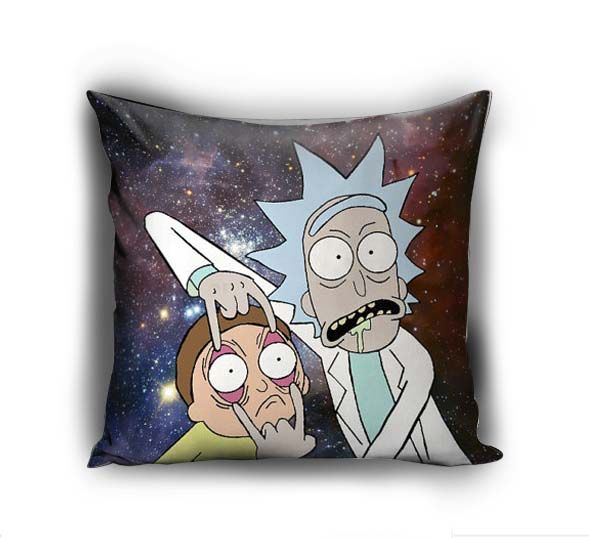 personalized rick and morty galaxy