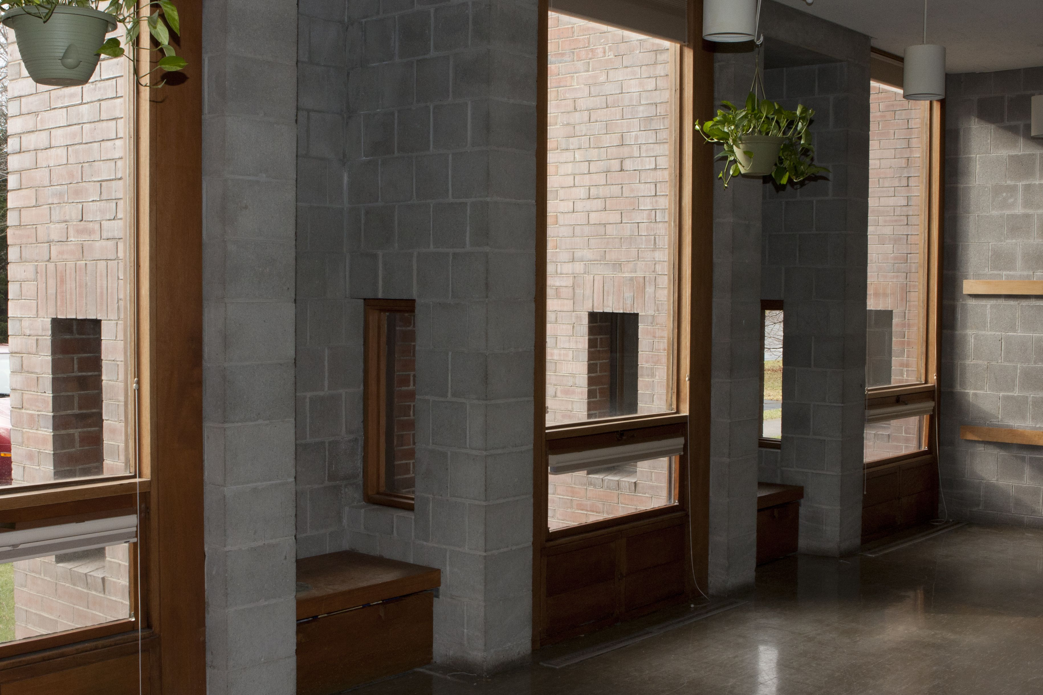 First unitarian church of rochester louis i kahn pinterest structuralism louis kahn and for Interior designers rochester ny