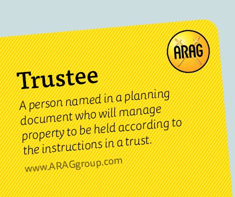 Have You Named Your Trustee Estateplanning Estate Planning