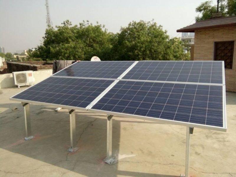 1kw 10kw On Grid Solar Power Plants Https Www Solarenergypanels In Solar Power Plants 1kw 2kw 5kw 10kw Solar Power Plant Solar Solar Wind