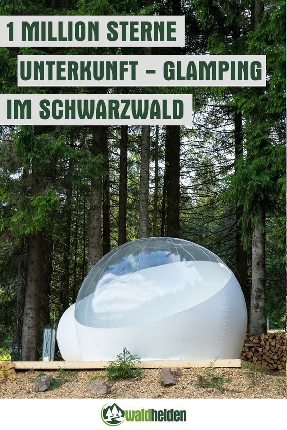 Photo of 1 million star accommodation – Glamping in the Black Forest • Forest heroes