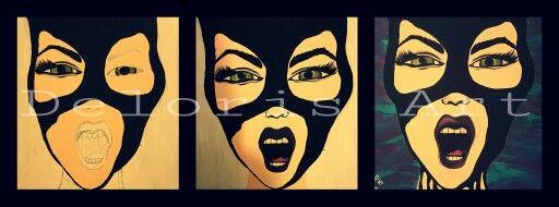 My art #DelorisArt