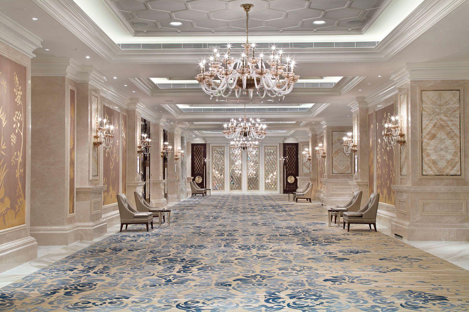 Hba Ritz Carlton Galaxy Macau In 2019 Hall