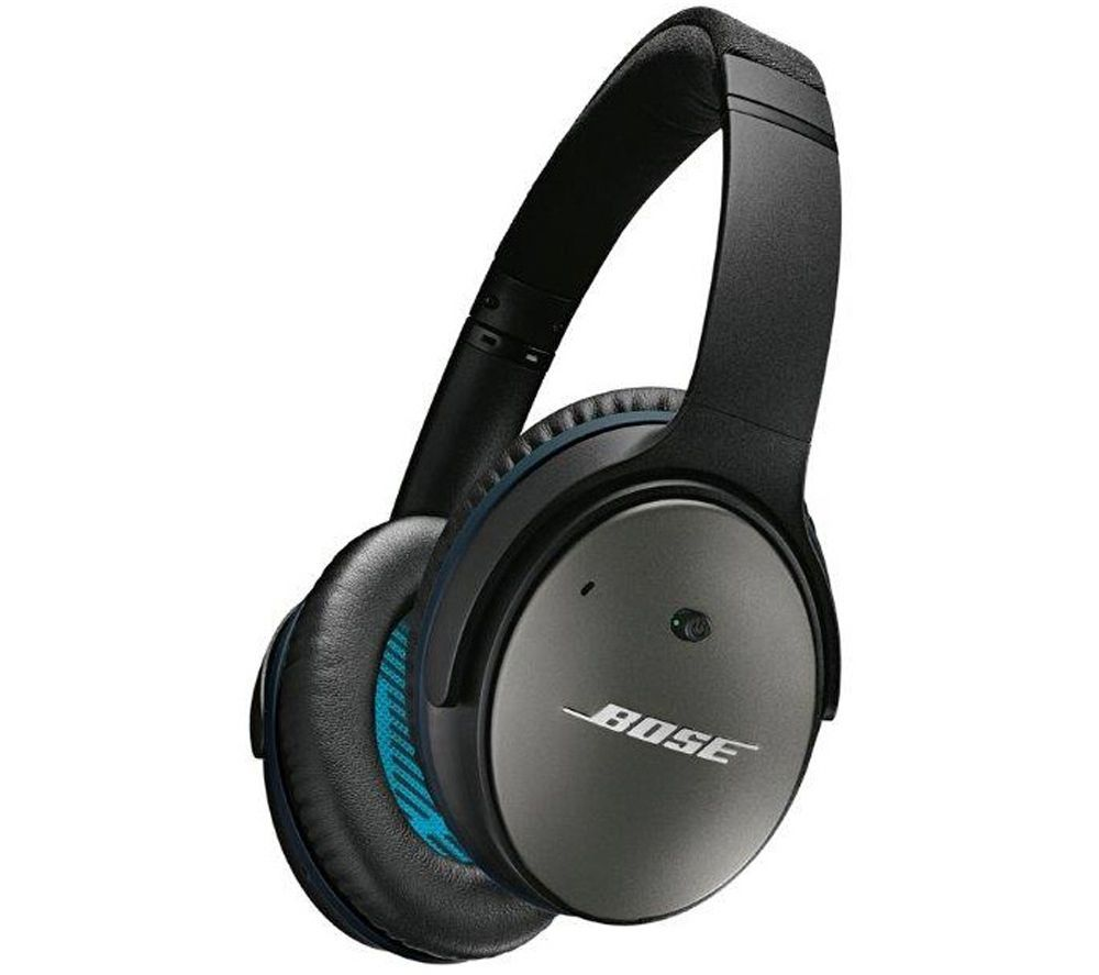 BOSE 25 Noisecancelling Headphones Black