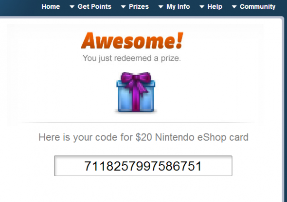 how to get free eshop codes