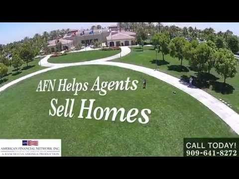 AFN / Rancho Aerial Photography For Aerial Photography for AFN Partners & Affiliates. We Help Agents Sell Homes. We Close Loans in 15 Days... Here we grow again!...