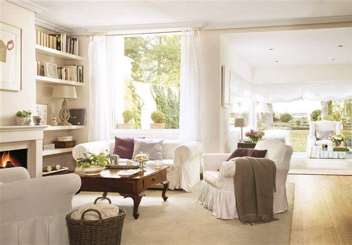 Los mejores 50 salones de el mueble especiales for the home pinterest - Los mejores salones decorados ...