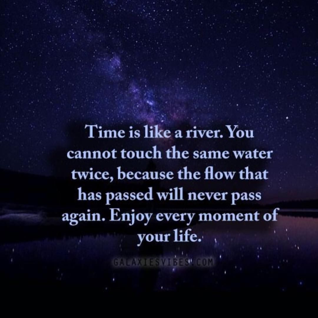 Time Is Like A River Quotes Quotes Zindagi Quotes