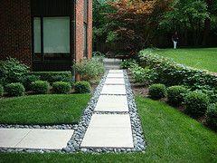 Kemper Residence by Architect, William S. Beckett - Sidewalk | Flickr - Photo Sharing!