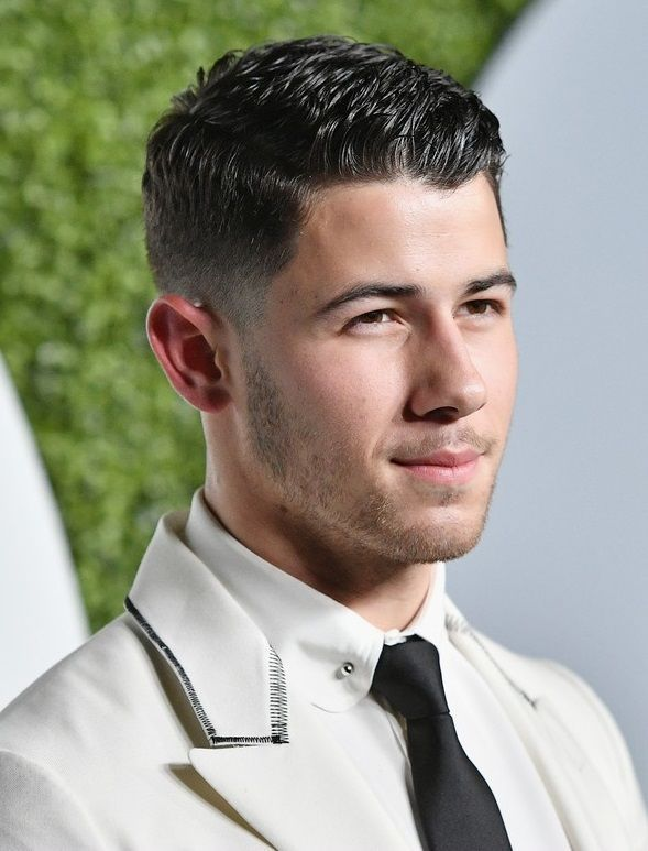 Fashionable Men S Haircuts Vjbrendan Com Nick Jonas At The 2016 Gq Men Of The Year Party Fashion Inspire Fashion Inspiration Magazine Beauty Ideaas Gq Men Haircuts For Men Gq