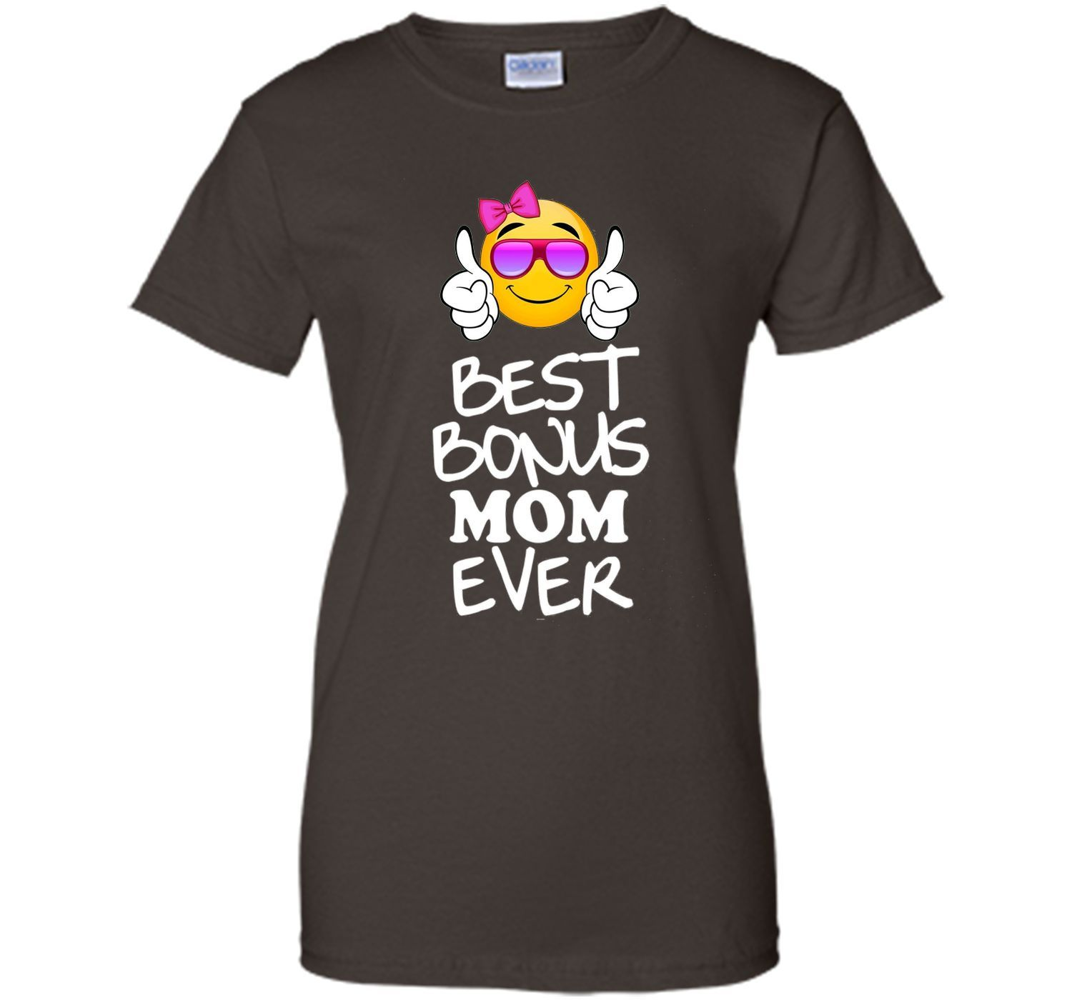 Emoji mother's day women shirt bonus mom gifts from kids son - mother's day