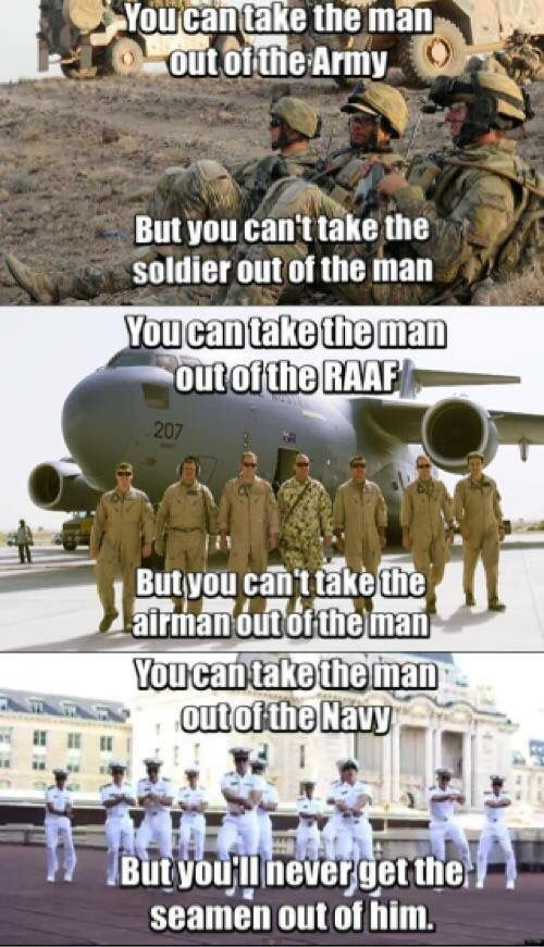 Just A Bit Of British Banter Military Jokes Military Humor Army Life