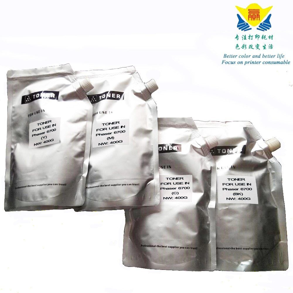 Jianyingchen Compatible Color Refill Toner Powder For Xerox Phaser