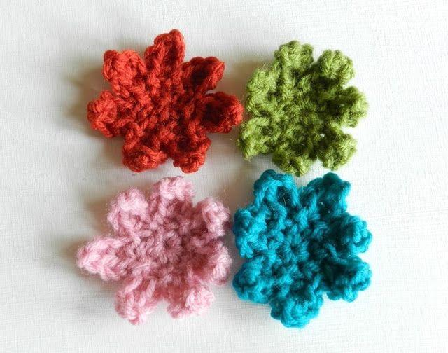 Crochet Flowers Free Pattern And Tutorial Crochet Flowers