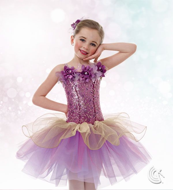 Pin On Little Girl Dance Costumes