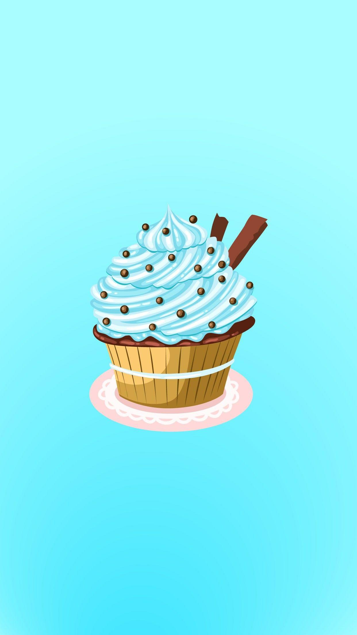 Pin By Jessika Villalobos On Cute Cupcakes Cupcakes Wallpaper Cute Cupcakes Food Puns