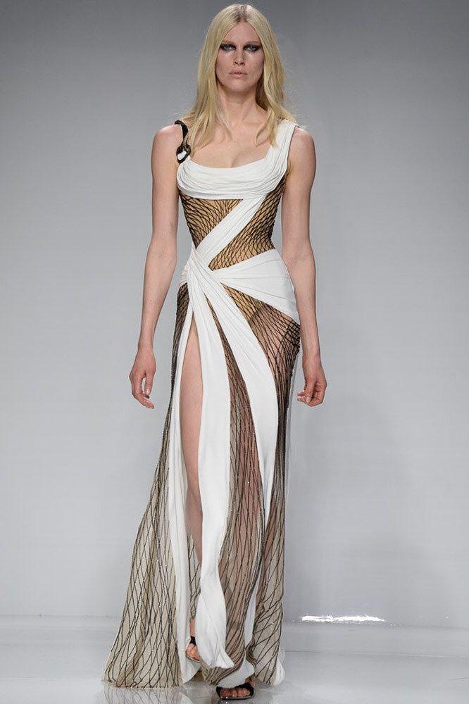 Atelier Versace, Look #35