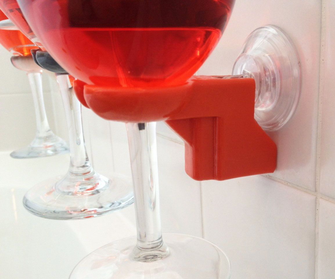 Unwind After A Lengthy Day By Soften And Slurp With Use From This Bathtub Mauve Mirror Holder Rather Bathtub Wine Glass Holder Wine Glass Holder Glass Holders